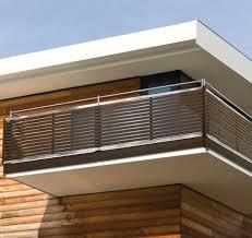 glass railing design for balcony fence