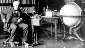 Thomas Edison Biography - YouTube