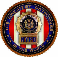Nypd Detective New York Police Department Decalfor Auto Car Bumper Window Decal Sticker Decals Diy Decor Ct2320 Car Stickers Aliexpress
