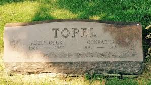 Adele Cook Topel (1886-1957) - Find A Grave Memorial