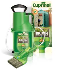 Cuprinol Spray Brush 2 In 1 Pump Sprayer Brush Departments Diy At B Q