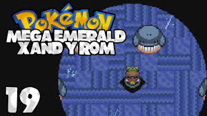Pokemon Mega Emerald XY Edition - Episode 19 (Distortion Cave - How to Get  Through The Maze) - YouTube