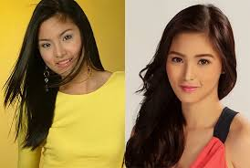 pinay celebrities before and after