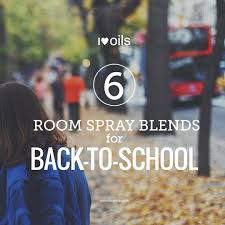 6 Back To School Room Spray Blends For Kids I Heart Oils