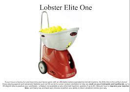 Lobster Elite 1
