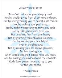 a new year s prayer for you~