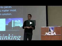 """Aaron Ferber, Senior Designer at IDEO, gives presentation at UIUC on """"The  Intersection of Design and Business in Engineering"""" on Vimeo"""
