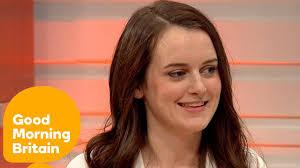 Sophie McShera On Saying Goodbye To Downton | Good Morning Britain - YouTube