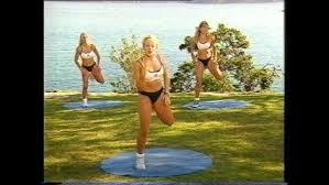 Aerobics Oz Style VHS6-3 Low Impact Exercises Michelle Dean With Effie  Michaels Jodie Low Wendi Carr