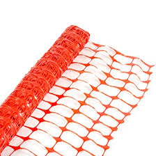 Amazon Com Fencescreen 4ft X 100ft Orange Plastic Safety Fence Net For Debris Safety Boundary And Snow Fencing Industrial Scientific