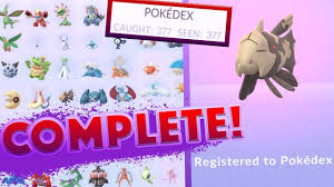 COMPLETING THE POKEDEX in POKEMON GO! ALL REGIONALS CAUGHT! (Gen 4 ...