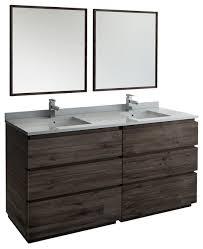 formosa floor standing double sink