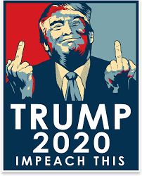 Amazon Com Neo Tactical Gear Trump 2020 Impeach This Vinyl Decal Made In The Usa 1 Clothing