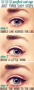 16 useful cat eye makeup tutorials