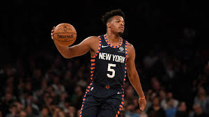 Dennis Smith Jr. denies he wants out of New York, but there aren't ...