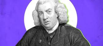 The statues of Samuel Johnson can stay