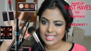 beginners makeup starter kit giveaway