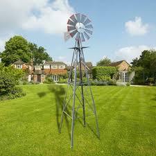 garden windmills 8ft decorative