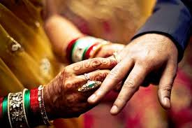 ring ceremony in indian weddings