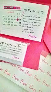 Participaciones Invitaciones Tarjetas De 15 Anos Tarjetas De