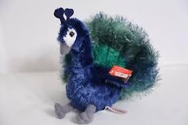 Aurora PERRY Peacock Plush Toy Doll #06860 NWT | eBay