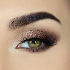 pretty makeup for green eyes saubhaya