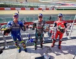 Ordine d'Arrivo Gran Premio di San Marino di MotoGP a Misano