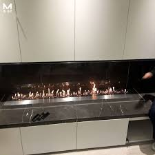 bio ethanol fireplace wall mounted