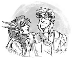 Percy-and-Vex-by-Wendy-Sullivan-Green | NERDGEIST