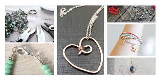 15 jewelry making tutorials for beginners