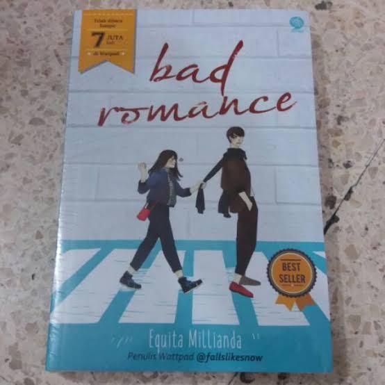 Novel Bad Romance ( Equita Millianda)