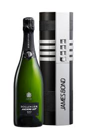 special chagne bollinger 002 for 007