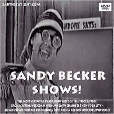 sandy becker - As a little kid I watched Sandy Becker doing Hanbone from  under the couch every afternoon. What a visual persp… | Kids tv shows, Kids  shows, Kids tv