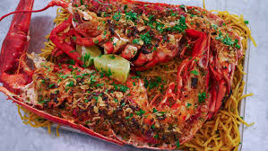 The BEST Lobster Noodles Recipe & Video ...