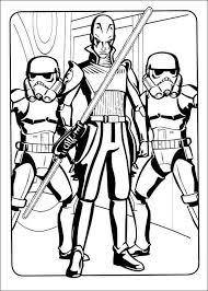 Star Wars Rebels Kleurplaat 11