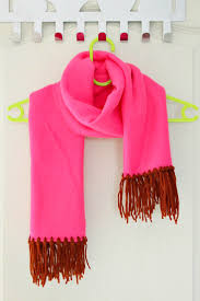 awesome diy no sew scarves