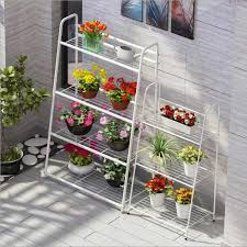 modern garden plant stand for balcony