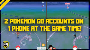Run 2 Pokemon GO Accounts on 1 Phone at the same time! - YouTube
