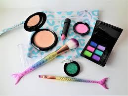kids makeup kit mermaid makeup