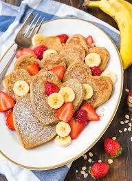 banana oatmeal pancakes easy healthy