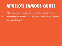 apollo greek god quotes quotesgram
