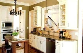 paint cabinets wall cream colors