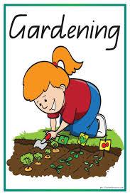 gardening voary words