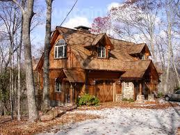 log homes in north carolina