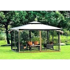 gazebo with netting 8 x gazebo canopy