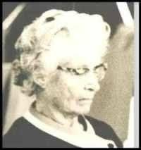 Rosa Myrtle Holmes (Daddow) (1888 - 1988) - Genealogy
