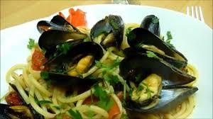 Italian Food Seafood Pasta Recipe ...