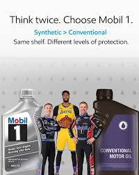 synthetic vs conventional mobil