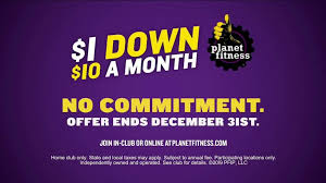 planet fitness big end of year tv