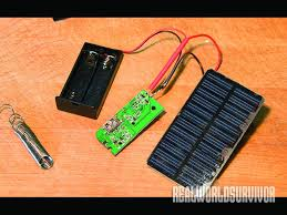 quick and easy diy solar chargers for